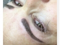 brunette brows
